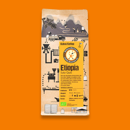 Ethiopia Suke Quto Organic - Light Roast