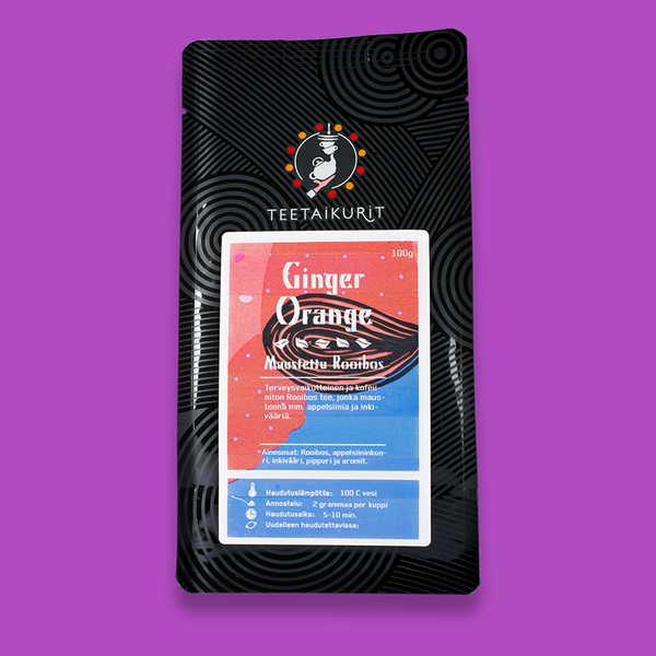 Rooibos Ginger Orange